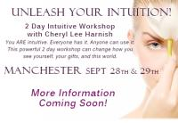 Manchester Unleash Your Intuition
